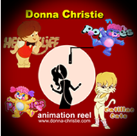 Animation voice over demo cover
